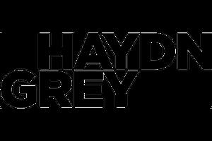 Haydn Grey Logo